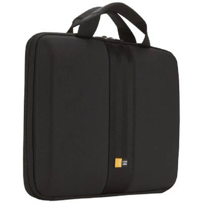 Case Logic 11,6 Zoll Laptophülle mit Griffen-schwarz