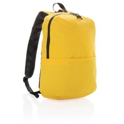 Casual Rucksack PVC-frei-gelb