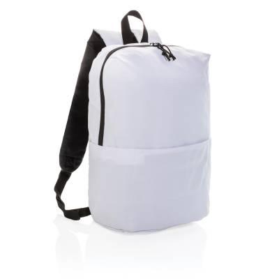 Casual Rucksack PVC-frei-weiß