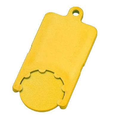 Chip-Schlüsselanhänger Rectangle
