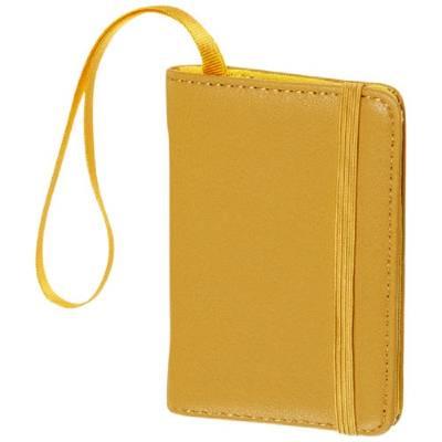 Classic Gepäckanhänger-gelb