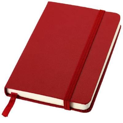 Classic Notizbuch A6-rot