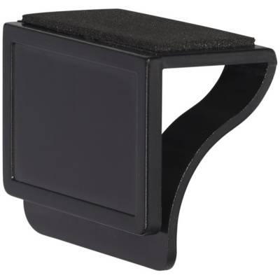 Clip-On Webcam Blocker mit Bildschirmreiniger-schwarz