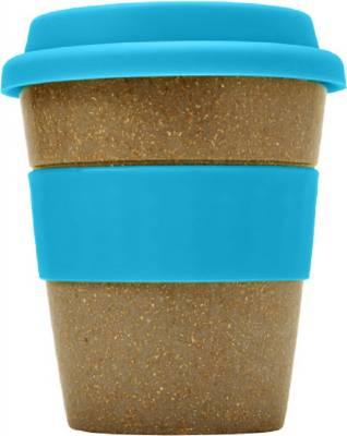 Coffee-to-go Becher Bamboo-blau(hellblau)