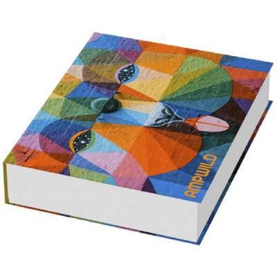 Combi Notiz-Set mit Hardcover-weiß