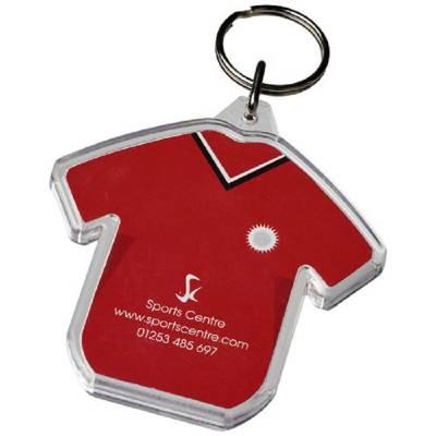 Combo Schlüsselanhänger in T-Shirt-Form