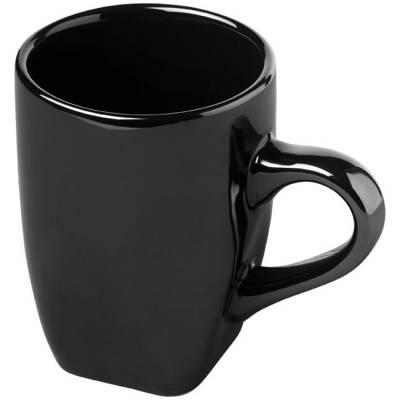 Cosmic Keramikbecher-schwarz