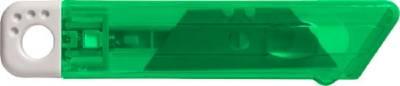 Cutter-Messer Kursenai-grün(hellgrün)