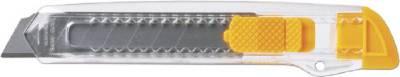 Cutter-Messer Nida-gelb