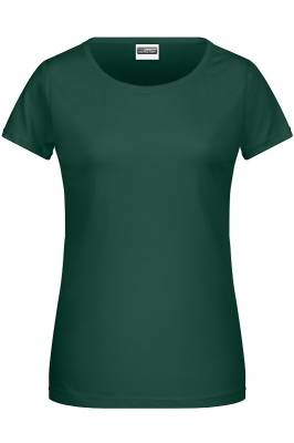 Damen Basic-T 8007-grün(dunkelgrün)-XXL