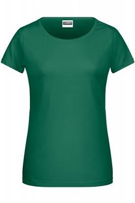 Damen Basic-T 8007-grün(irischgrün)-S