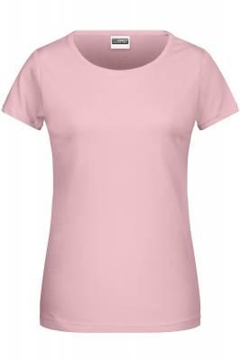 Damen Basic-T 8007-rosa-XXL
