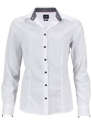 Damen Bluse Plain JN647