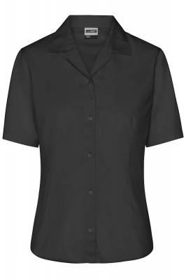 Damen Business Bluse kurze Ärmel JN609