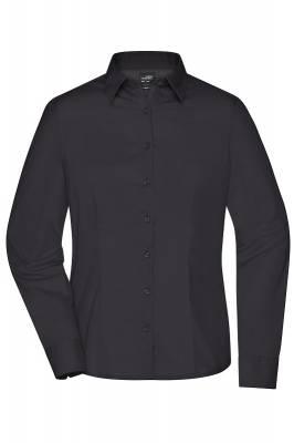 Damen Business Bluse lange Ärmel JN641