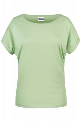 Damen Casual-T 8005-grün-XS