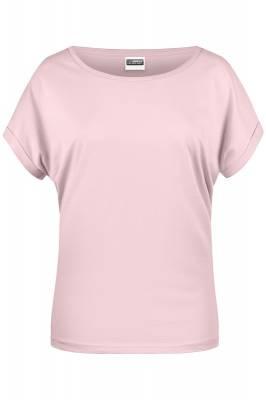 Damen Casual-T 8005-pink-XXL