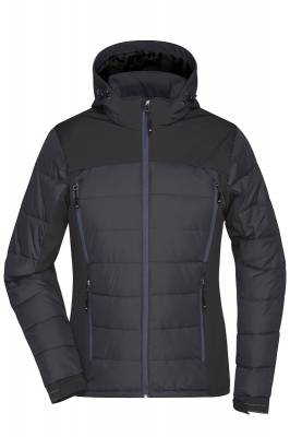 Damen Outdoor Hybrid Jacket JN1049
