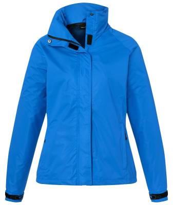 Damen Outer Jacket JN1011-blau(azurblau)-S