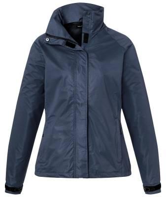 Damen Outer Jacket JN1011-blau(navyblau)-S