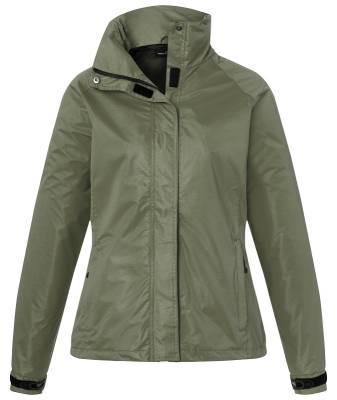Damen Outer Jacket JN1011-grün(olivgrün)-XL