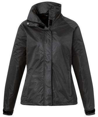 Damen Outer Jacket JN1011-schwarz-XXL