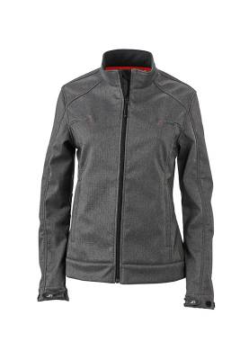 Damen Softshell Jacket JN1087-grau(dunkelgrau)-XXL