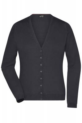 Damen V-Neck Cardigan JN660