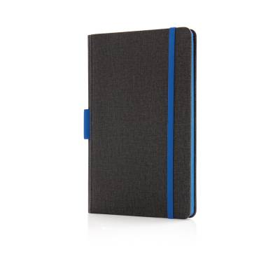 Deluxe A5 Notizbuch Wiehl mit Stiftehalter