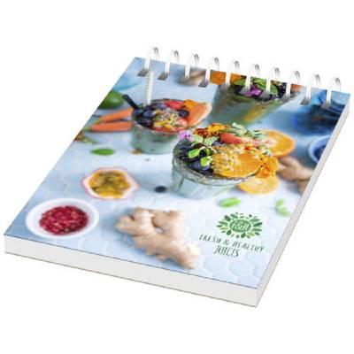 Desk-Mate® A7 Notizbuch Kunststoffumschlag