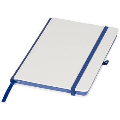 Digital-Druck-Notizbuch mit PU-Umschlag und farbigem Rücken
