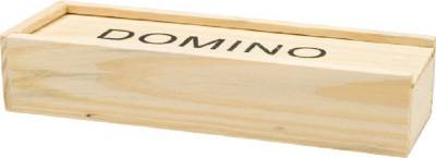 Domino-Spiel Mio in Holzbox