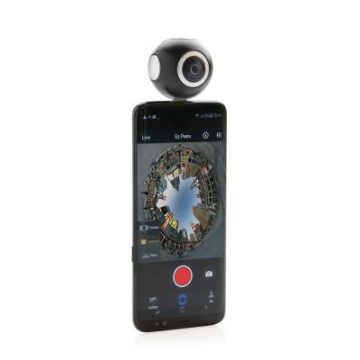 Doppellinse 360 Grad Kamera - mehrfarbig