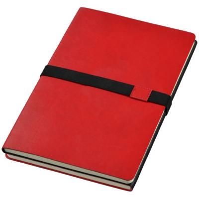 Doppio A5 Notizbuch-schwarz