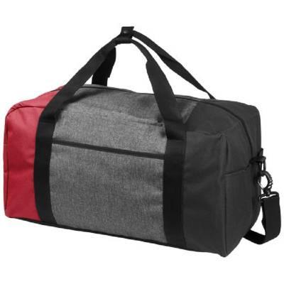 Drei-Wege Reisetasche 19 Zoll mit Colourblock Design