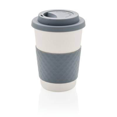 ECO Kaffeebecher aus Bambusfaser