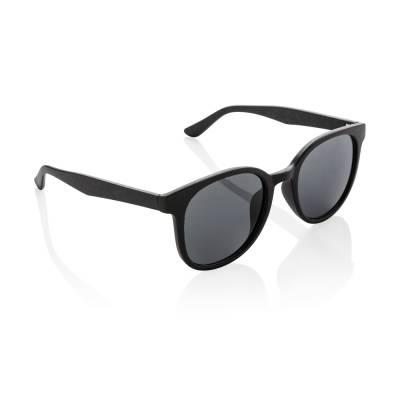 ECO Weizenstroh Sonnenbrille Schluchsee-schwarz