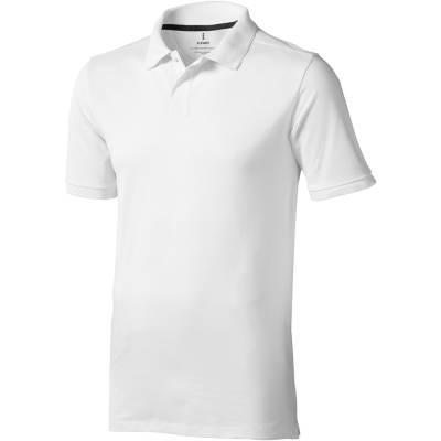 Calgary Kurzarm Poloshirt-weiß-XS-weiß
