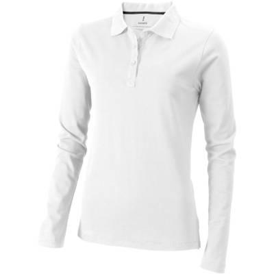 Elevate Oakville Langarm Damen Poloshirt