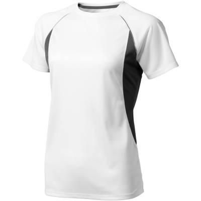 Quebec Damen Kurzarm T-Shirt