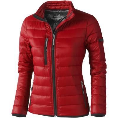 Scotia Damen leichte Daunenjacke-rot-XS
