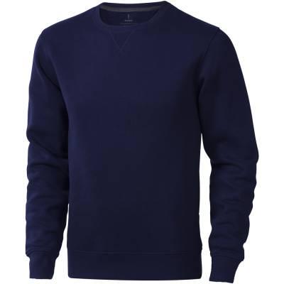 Surrey Pullover mit Rundhalsausschnitt-blau(navyblau)-XS