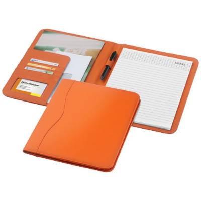 Ebony A4 Mappe-orange
