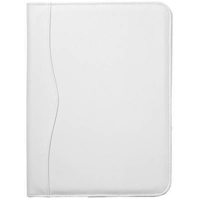 Ebony A4 Mappe-weiß