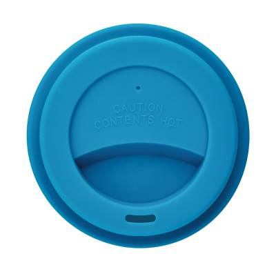 Eco Kaffeebecher - blau