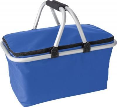 Einkaufskorb Center-blau(kobaltblau)