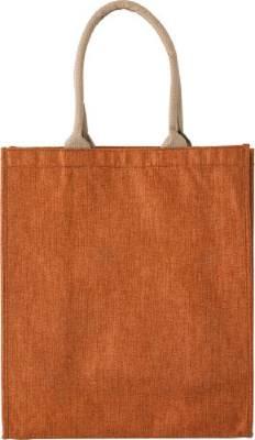 Einkaufstasche Candle-orange