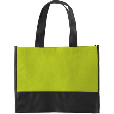 Einkaufstasche Freising-grün(limettgrün)
