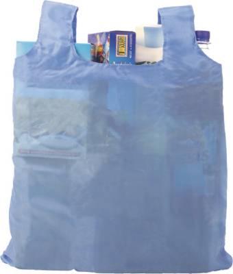Einkaufstasche Narvik-blau(hellblau)