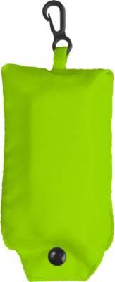 Einkaufstasche Narvik-grün(limettgrün)